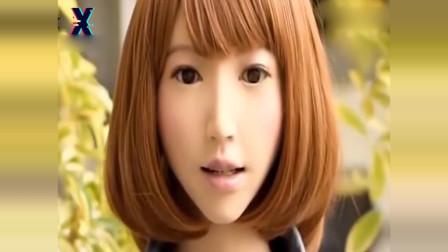 """日本""""女性""""机器人火了,脱掉衣服""""吓坏""""众人,网友:太逼真!"""