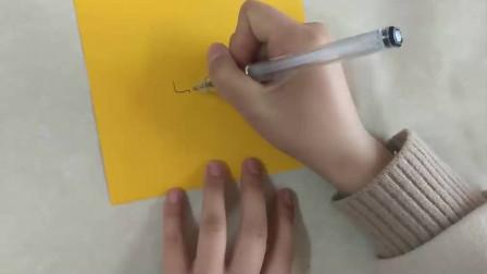 Q萌可爱的小女孩简笔画,还可以用作头像,适合可爱的女生哦