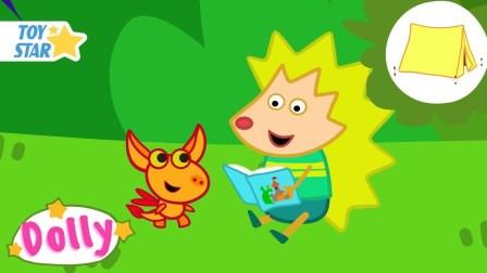 儿童视频 绵羊住在森林里 Dolly the Sheep Forest