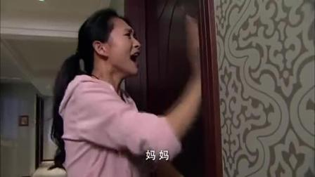母亲把自己锁在房间,女儿破门进去,竟发现母亲吃安眠药了