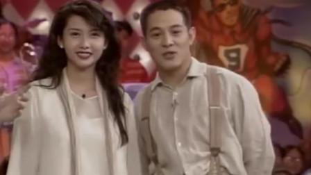 当年李连杰节目上揭穿张学友的肌肉是假的,邱淑贞都被逗笑!