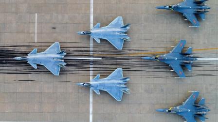 韩国人承认差距,2030年中国尖端战机数量增加到427架,是韩3.5倍