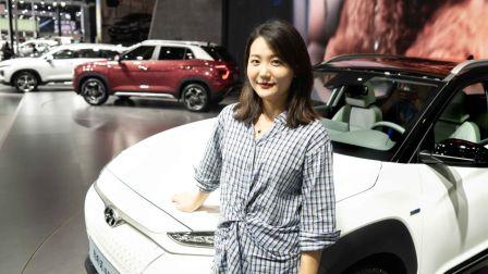 新出行在现场丨雨丝视频体验北京现代昂希诺纯电