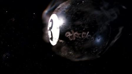 女孩在星际网购台球,没设置大小!直径五千米的台球彗星砸向地球
