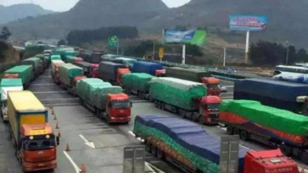 货车司机常说的:穷死不拉管,饿死不拉卷,到底是什么意思?
