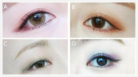 心理测试:选一只美丽的桃花眼,测试你有颠倒众生的吸引力吗?