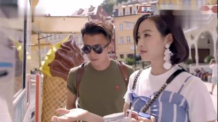 宋茜买冰淇淋,不料自动贩卖机一点不自动,宋茜:图片与实物不符