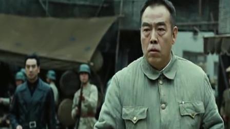 建国大业:重庆校场口动乱,冯玉祥霸气开枪制乱:有本事给我明着来.