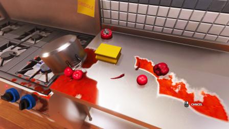【祥云解说】料理模拟器丨你见过这么黑心的厨师嘛?