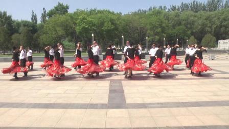 我的九寨(伦巴)——椿荷墅表演队