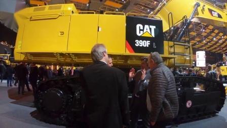 CAT挖掘机装载机展览
