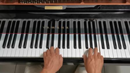车尔尼:练习曲 Op.599 No.20 慢速+原速(王峥钢琴 190609_Su.2115)