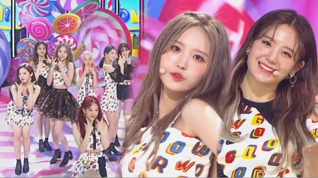 [LIVE] fromis_9 - FUN! (Comeback Stage) (190609 SBS人歌 EP.1005) (1080P)