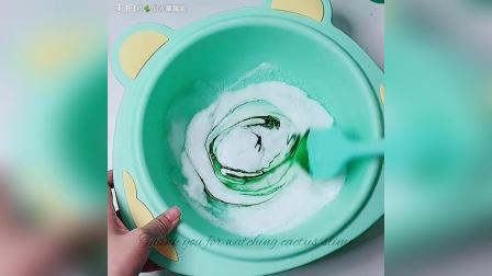 奶油雪糕泥教程