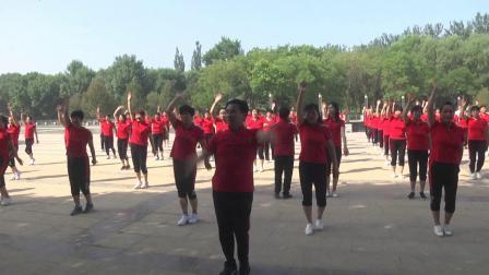 健身操  天天美广场舞表演队