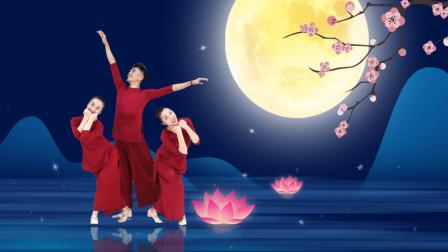 糖豆广场舞课堂 第二季 糖豆广场舞课堂《苦苦的思念》简单藏族舞教学