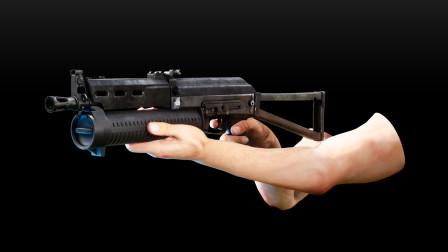 大名鼎鼎的野牛冲锋枪,采用罕见的螺旋弹筒,为何不被俄罗斯重用