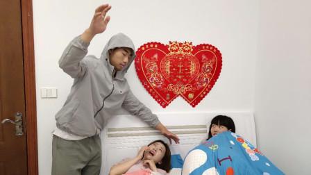 新婚夜婆婆强迫丈夫睡地板,她却睡婚床,半夜看到一幕愣了