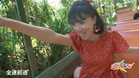 妹子变身阿丽塔,乘澳洲二战时期水陆战车,带你探寻雨林的秘密