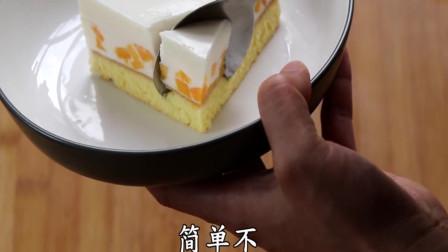 教你在家做蛋糕,不用烤箱,简单易上手