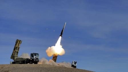 伊朗研制出最新国产防空导弹!称一下能打六个飞机,但我们不会像某国一样