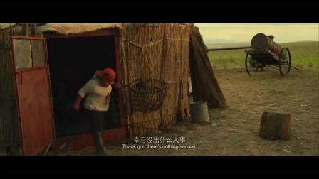 寻龙诀:陈坤为了舒淇着想,丢下她在草原上自己骑马跑了
