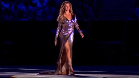 全球最贵超模,走一步值300万,为什么免费为巴西奥运走秀?