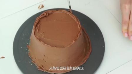最简单的巧克力蛋糕做法来袭!步骤简单好吃不腻,手残党也能轻松掌握