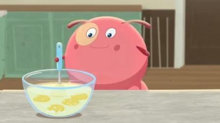 果冻人家族 第28集减肥的副作用  妈妈想变瘦