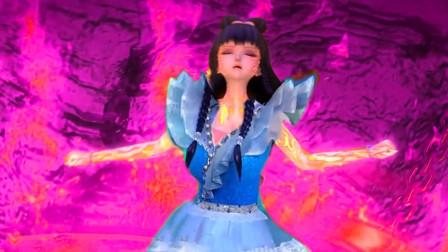 叶罗丽第7季:王默完美融合火魔法,身世终于曝光展现最强力量!