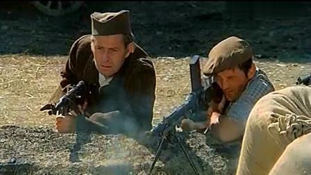二战南斯拉夫战争片,游击队英勇奋战,与德军展开激烈较量