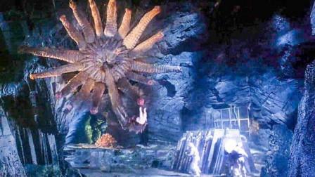科学家在深海13000米处,发现没有海水的洞穴,里面全是怪物