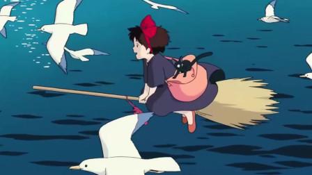蝉鸣的夏季,想在宫崎骏的动画里遇见你。