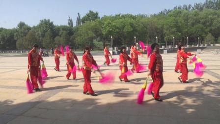 榆垡七联村在大广场喜迎端午节文艺汇演您参加了吗?