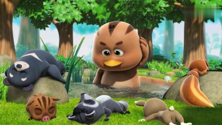 萌鸡小队2:会魔法的狐狸奶奶!幸运总是要带着忧伤的!