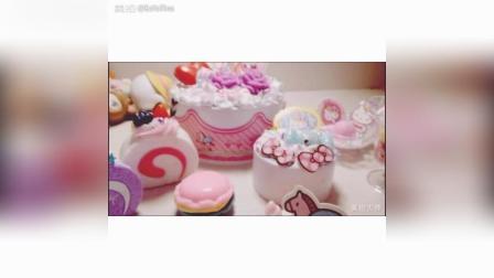 六一儿童节蛋糕。So beautiful
