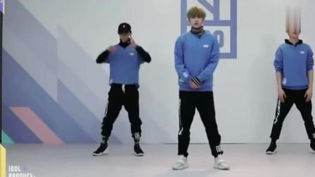 《偶像练习生》蔡徐坤亲自教你跳主题曲舞蹈,确定不进来学学吗?