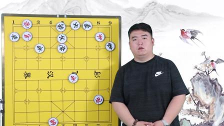 武震讲棋:以弱敌强的象棋布局,陷阱太深了,一般人都三步惨败
