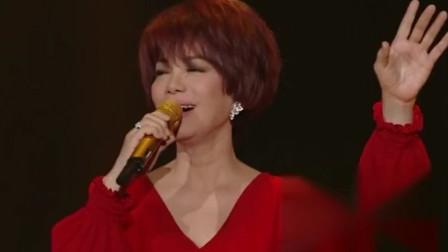 蔡琴一首《你的眼神》,深情温柔细腻的歌声,超级好听