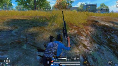 狂战士杰西:8倍M24恶战两支满编队,狙击手麦克竟要把我关起来!