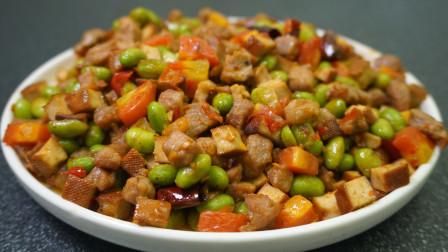 5分钟做了道下饭神菜,简单丰盛特省事儿,工作日就喜欢这么吃!