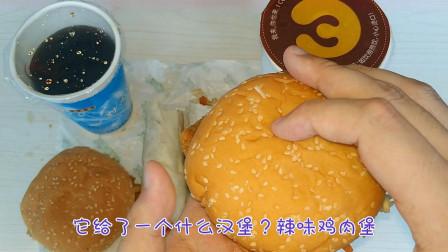 艾比客17.9套餐对比华莱士21.69套餐,都是汉堡可乐鸡肉卷,差别多大?