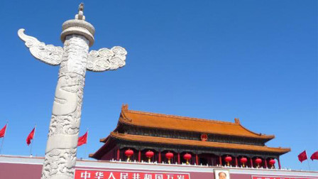 天安门前屹立的柱子,已经建成500年!背后真正作用令人佩服