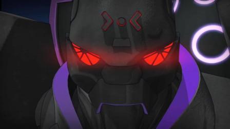 正义红师:黑盔甲首领出现目的引爆燃料库,让人害怕的黑盔甲