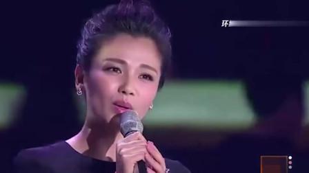 刘涛宛如仙女,现场一首《女人花》撼动全场,真是好听到无法形容