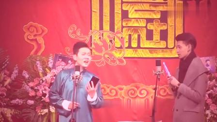 孟鹤堂深情演唱童话镇,秦霄贤却在偷吃蛋糕,太可爱了