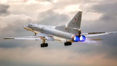 俄式新型号轰炸机升级成功,4架搞定一支航母编队!美:你们不能这样!
