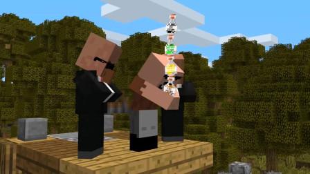 如果男孩统治Minecraft——Minecraft动画