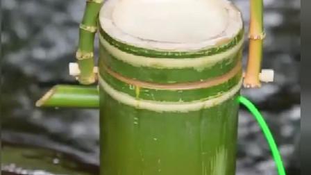 农村高人自制电热水壶,随时随地都能喝到热水!