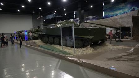 中国兵器博览馆-重兵器陈列展示厅 
